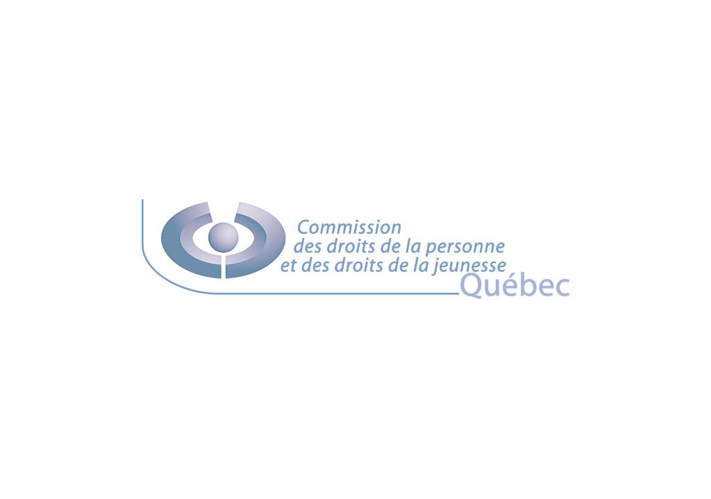 logo commission des droits de la personne et de la jeunesse