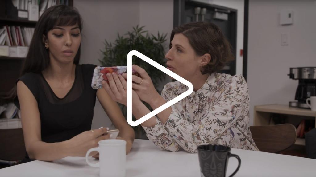 Image vidéo dénoncer le harcèlement